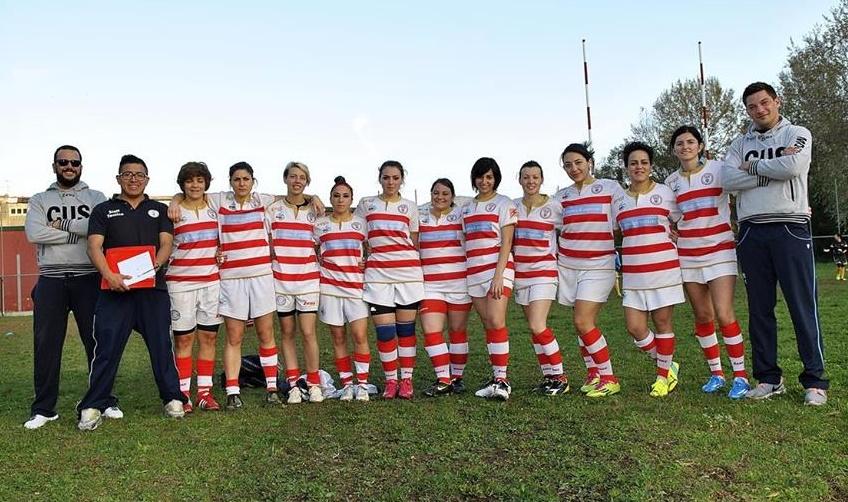 cus molise rugby femminile