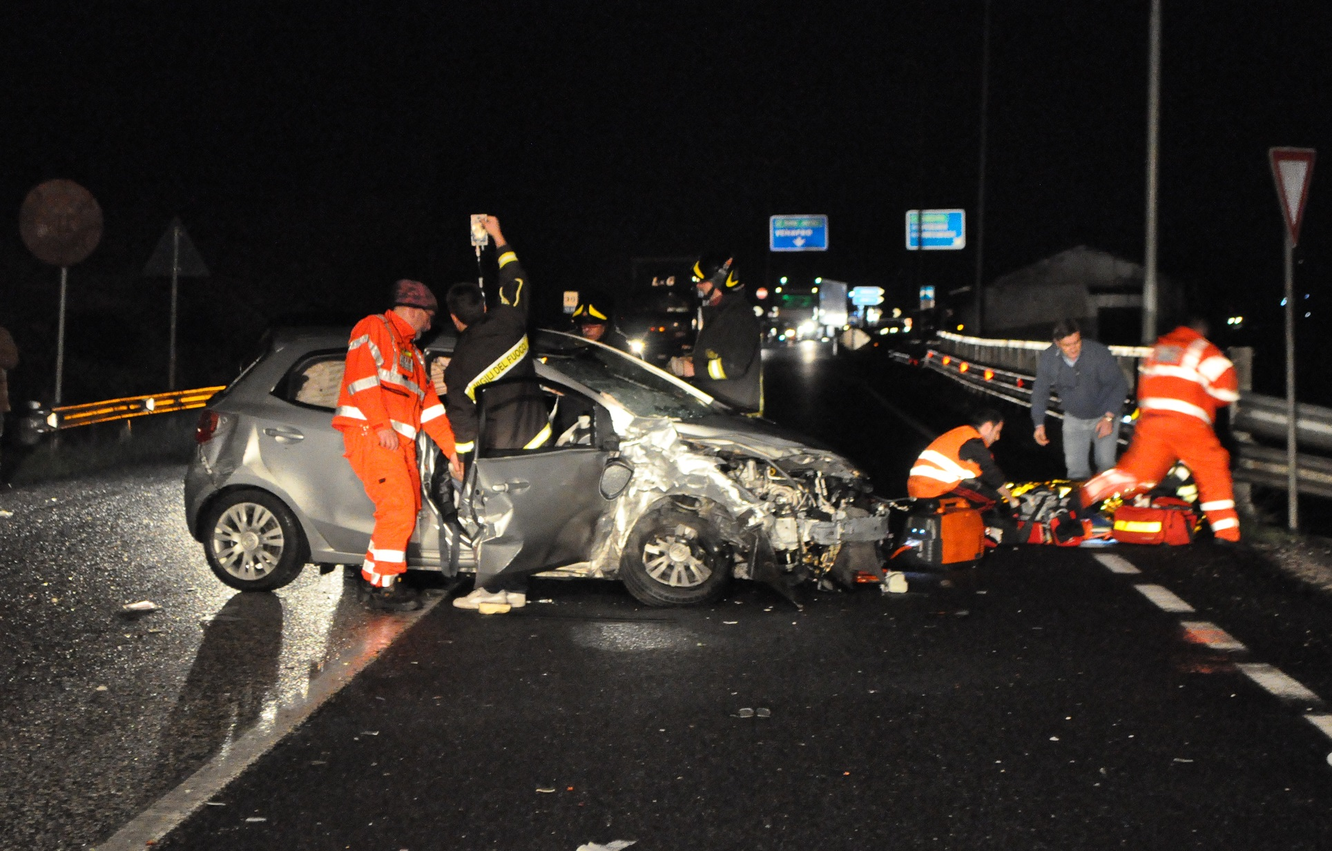 Incidente monteroduni venafrana 3