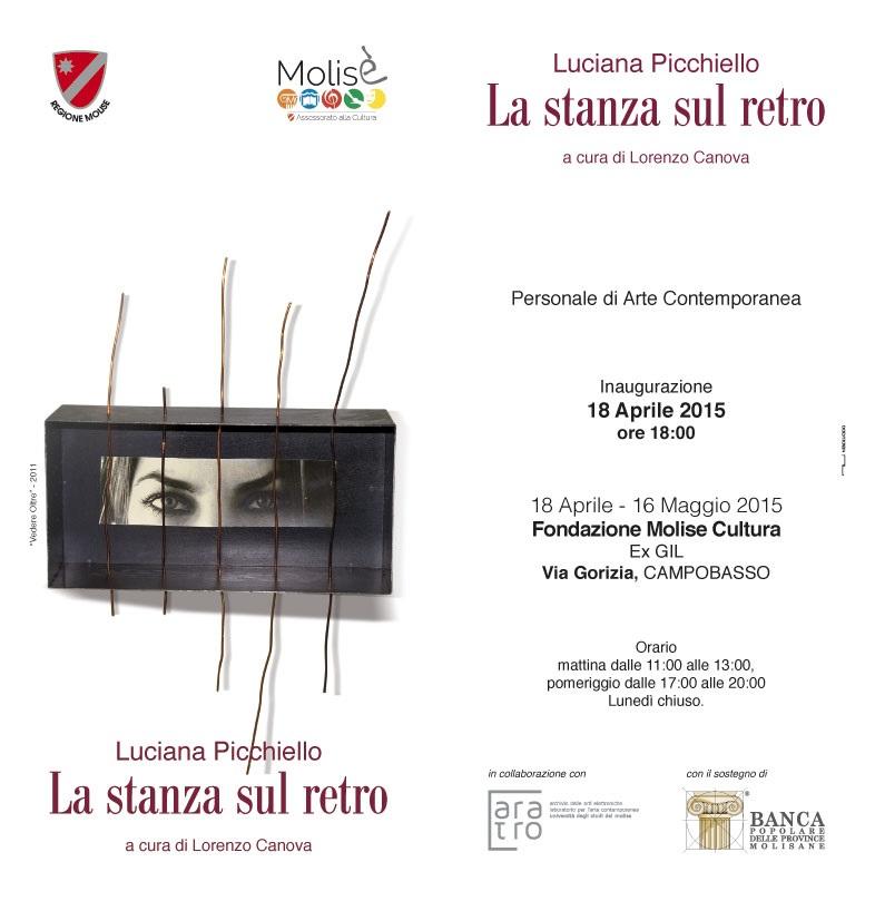 Luciana Picchiello invito mostra