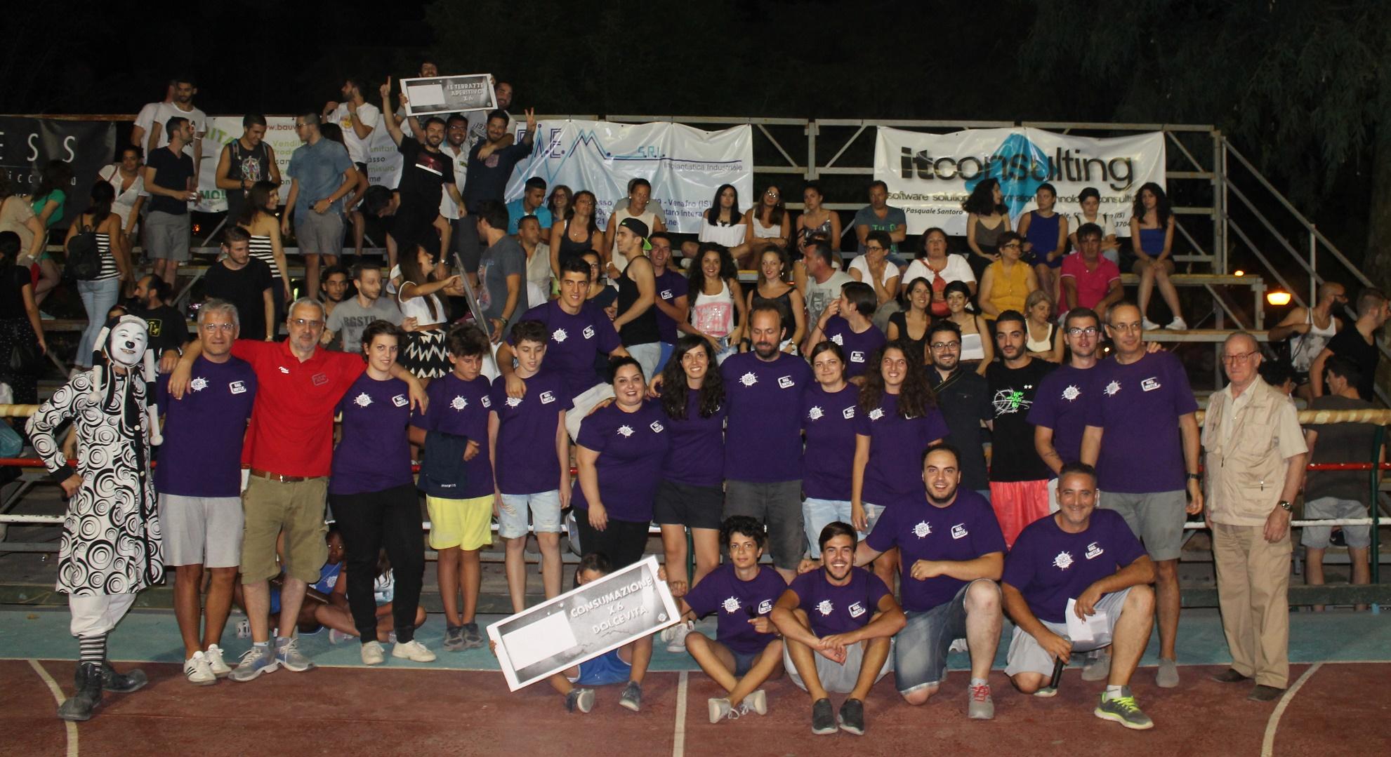 Basket villa 2015