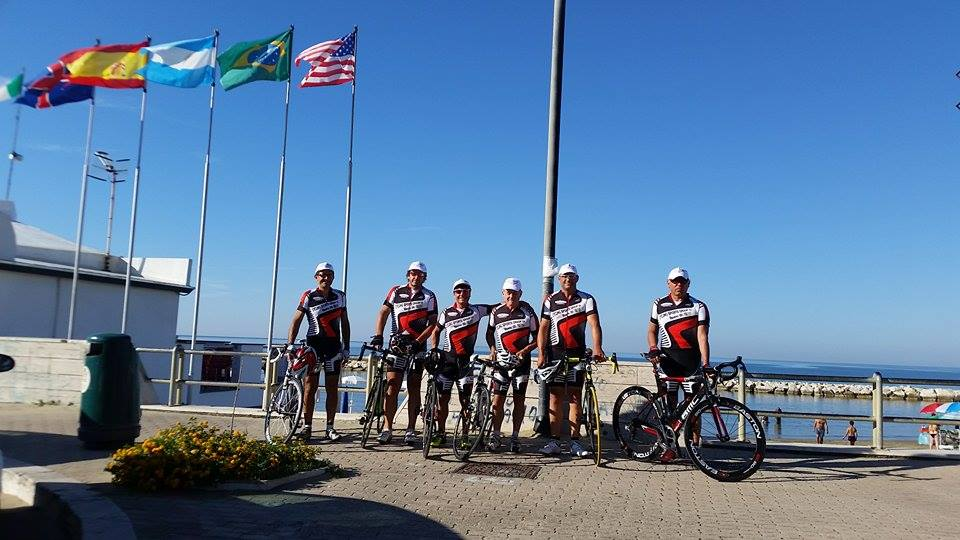 Ciclismo Csg 1.0 Formia