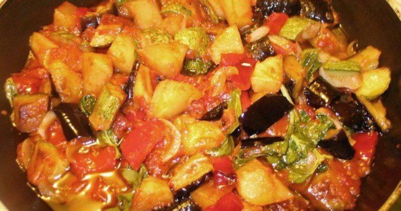 Casa e cucina la ciambotta di indiprete uno dei for Ricette di cucina particolari