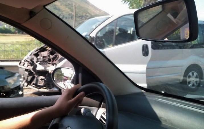 incidente viale san nicandro