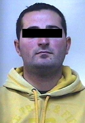 R.M. arrestato
