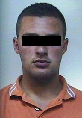 V.G. arrestato