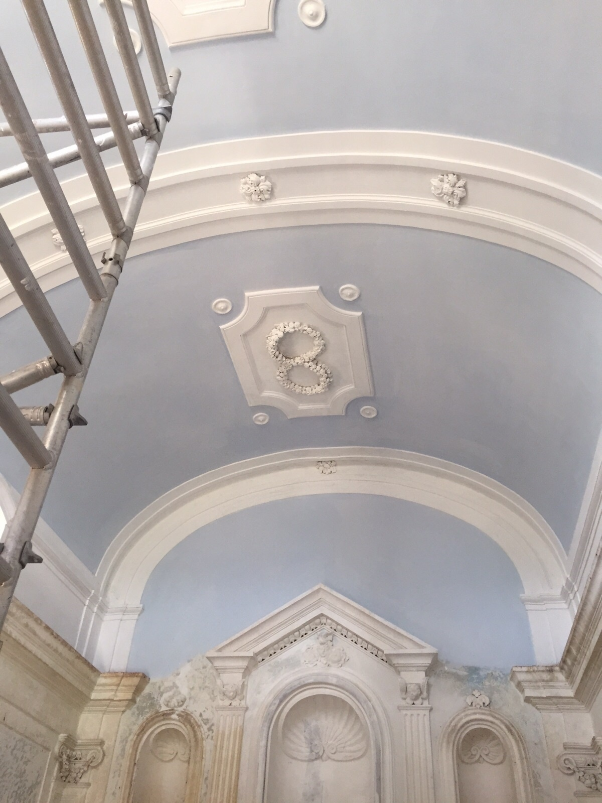 cappella martino restaurata