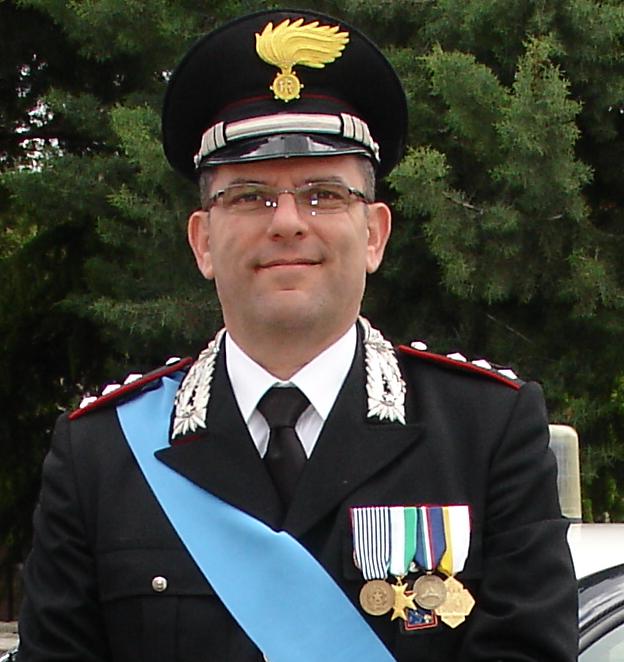 Maggiore Nicolino Petrocco