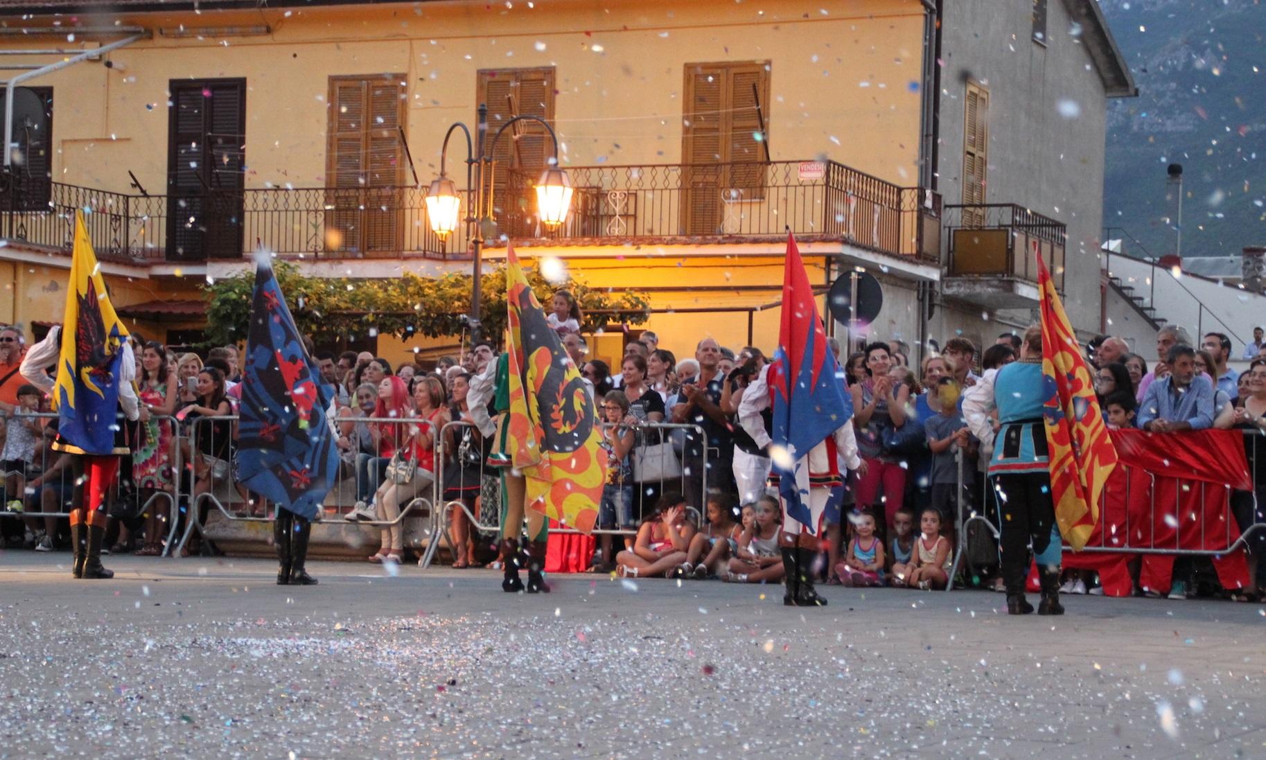mignano festa medievale