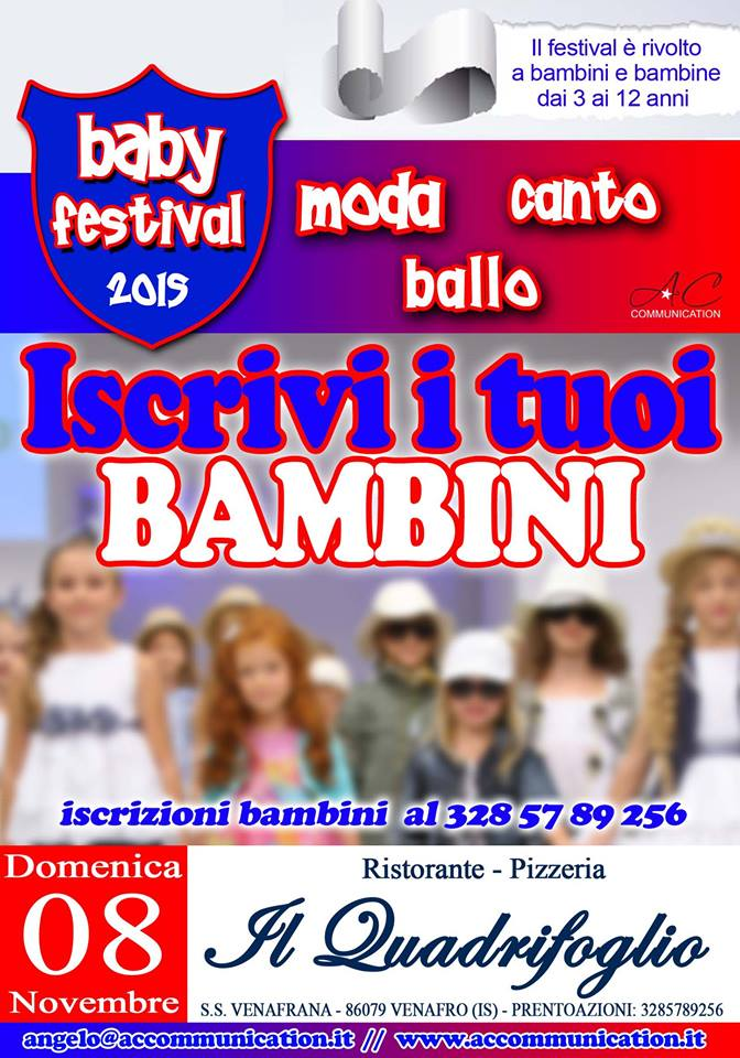 baby festival carracillo