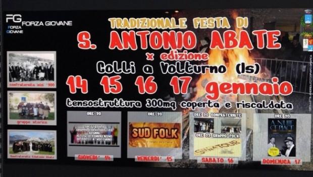 Torna la tradizione di Sant'Antonio. Animali in piazza per la benedizione
