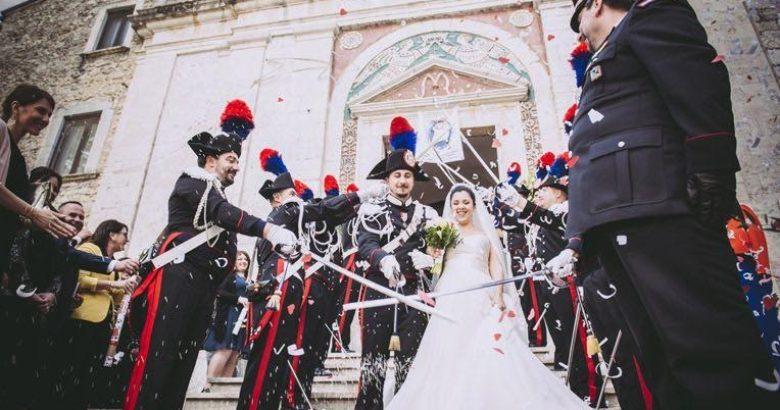 Matrimonio In Alta Uniforme : Eventi fiori d arancio matrimonio in alta uniforme per