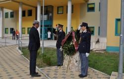 commemorazioni defunti polizia isernia