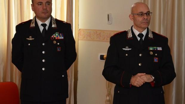ARMA - Presentato a Torino il calendario 2017 dei carabinieri