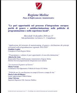 Programma Pra Donne e Ue
