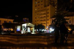 presepe piazza municipio