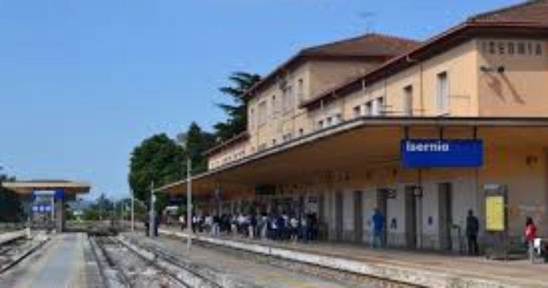 Sale Blu Ferrovie : Ferrovie per le stazioni di campobasso ed isernia ci sarà l