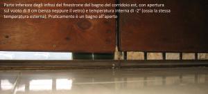 Comune di Isernia, bagno che dà sul vuoto con temperature al di sotto dello zero[11189]