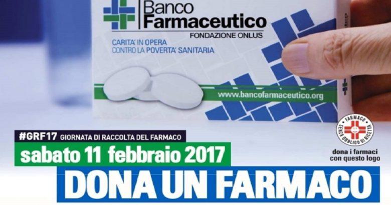Giornata raccolta del farmaco 2017