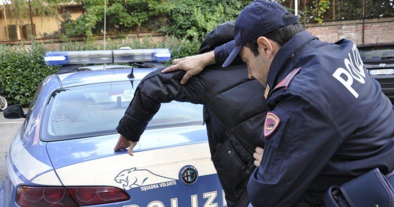 Polizia fermato