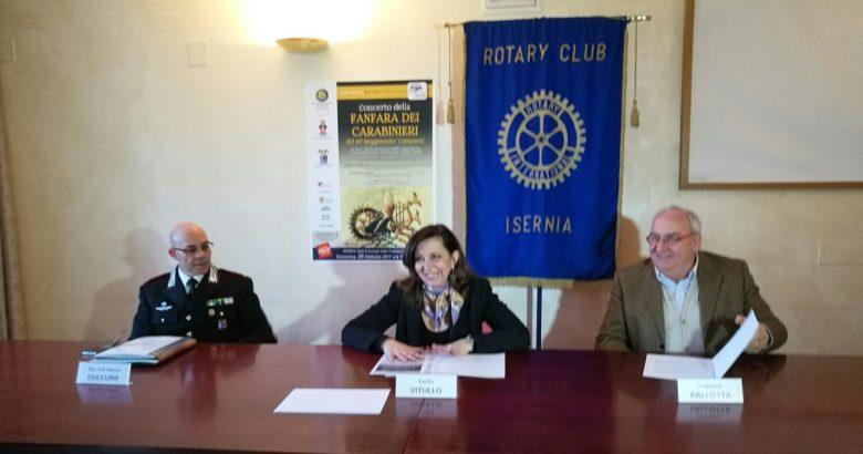 Rotary Club Isernia, 100 anni Fondazione Rotary
