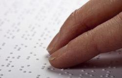 Braille scrittura