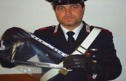 carabinieri sequestro coltello