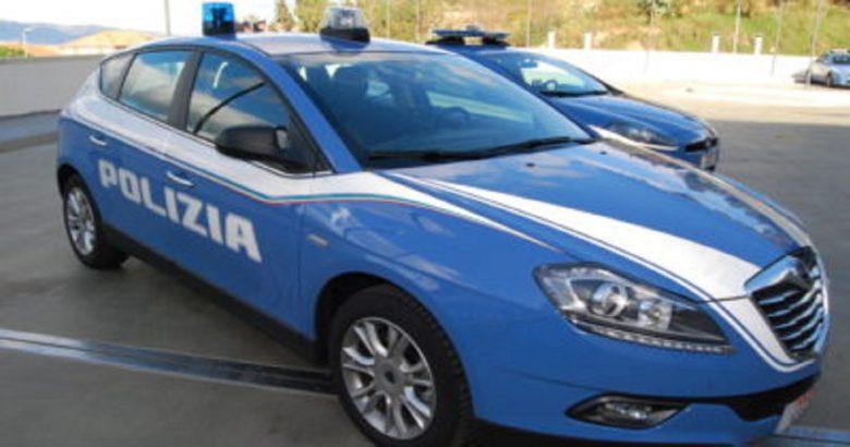 polizia volante nuova