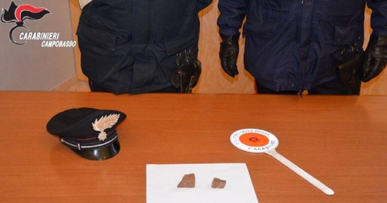 sostanza stupefacente carabinieri