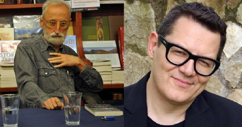 Antonio Moresco e Adelchi Battista