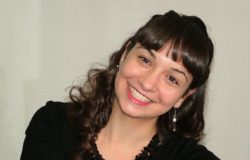Francesca Salvatori, vincitrice concorso teatro