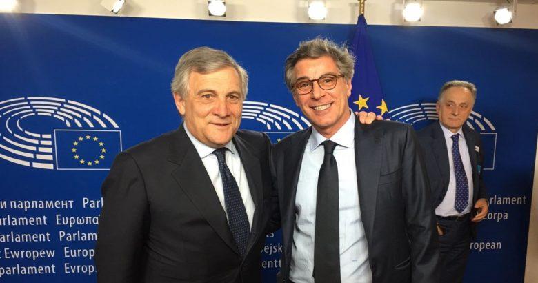 Natale e Tajani