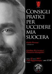Giulio Perrone a Venafro