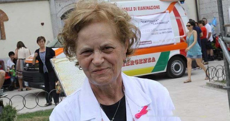 Professoressa Giuseppina Sallustio