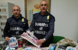 Termoli Guardia di Finanza sequestro prodotti non conformi