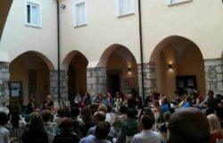 Venafro, chiostro di Sant'Agostino, Biblioteca Comunale