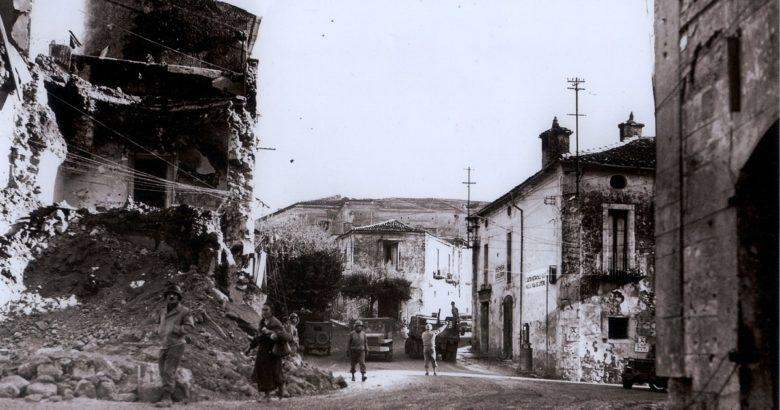 bombardamento Venafro