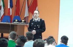 carabinieri Agnone incontro studenti