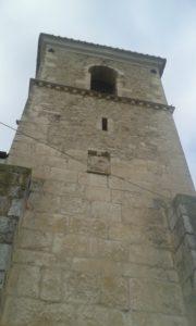 Campanile cattedrale venafro