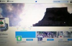Pagina Twitter Comune di Cerro al Volturno