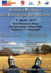Giornata Regionale dell'educazione allo sviluppo