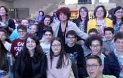 scuola Petrone Campobasso premio Ministro Fedeli