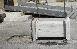 colonnine pietra veanafro