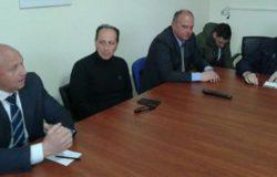 Conferenza stampa Pino Saluppo TVI