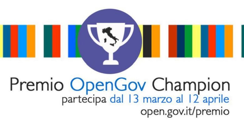premio OpenGov Champion