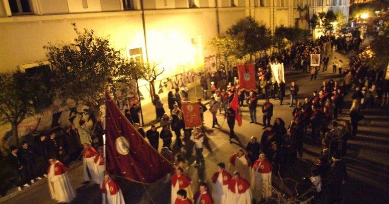 Campobasso Processione Venerdi Santo