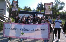 Manifestazione Campobasso 10 maggio 2017