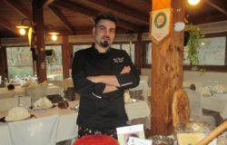 Stefano Rufo prova del cuoco
