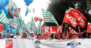 SINDACALE – La Cisl chiede accelerazione sulla creazione di posti di lavoro