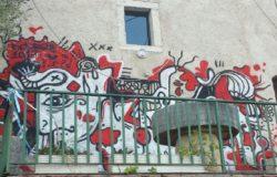 murales chiesa madonna delle grazie