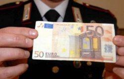 carabinieri banconote false